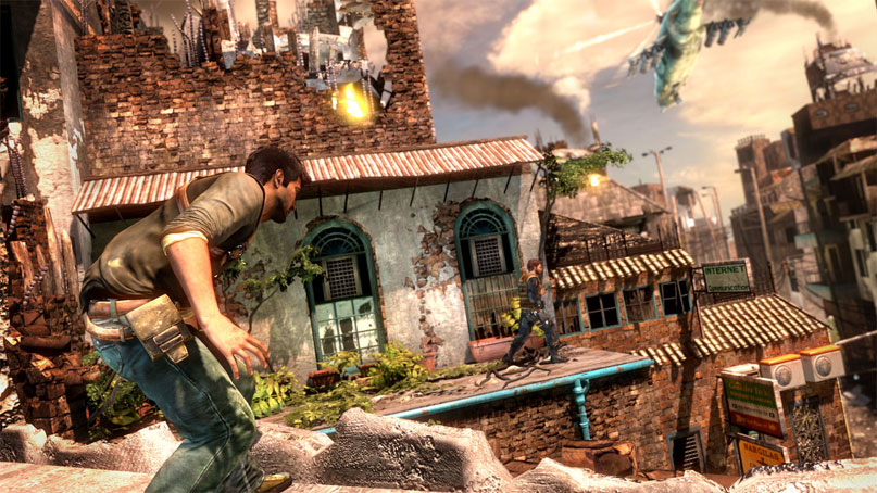 Uncharted 2: Among Thives