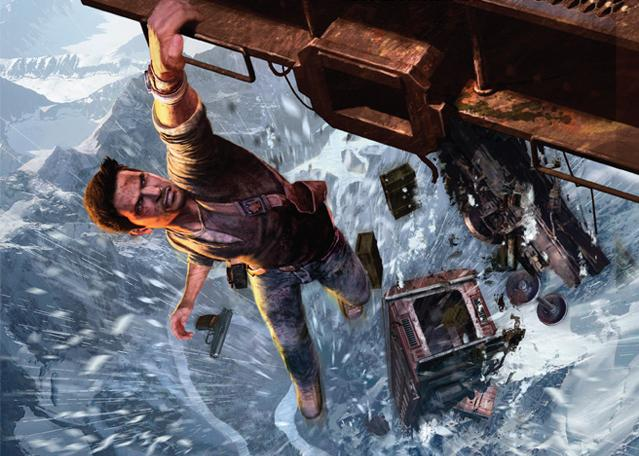 Uncharted 2 Artwork